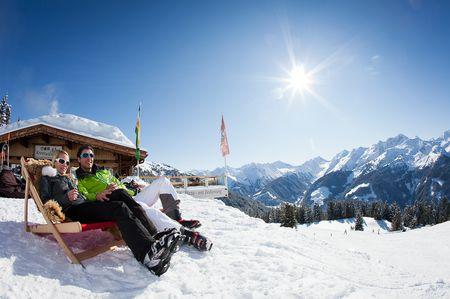 Skihütte Kreuzwiesenalm